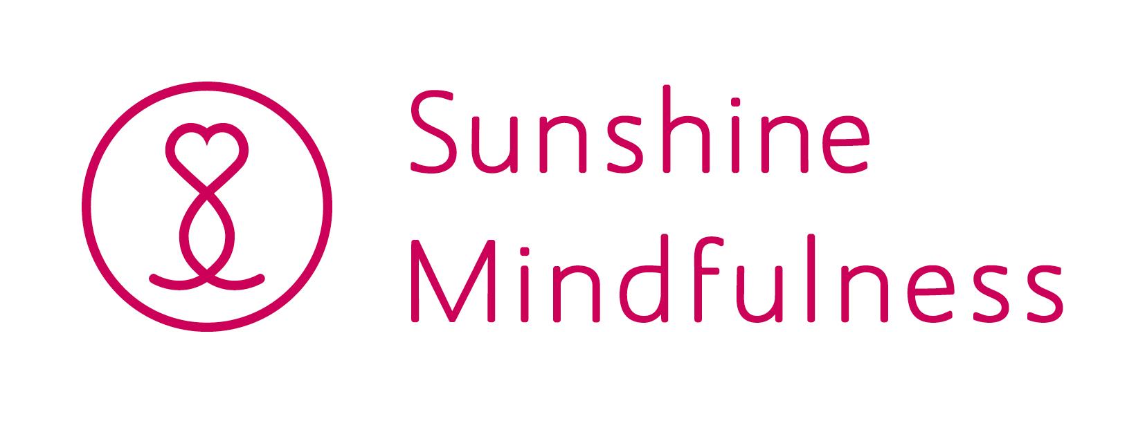 Logo_sunshine_mindfulness_roze_liggend